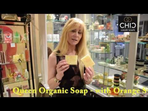 CHIC Queen Organic Soap