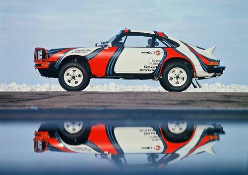 Porsche Rally!