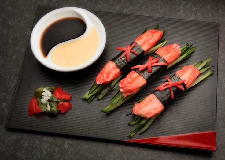 Frisco-RiceLess Sushi....Kinda Sorta......