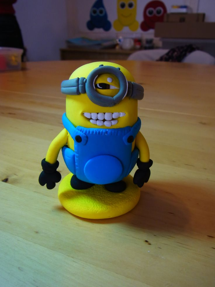 JumpingClay Minion