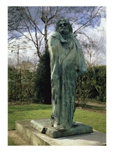 Balzac, by Rodin  Love.