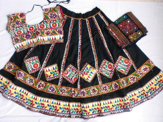 Hey, I found this really awesome Etsy listing at https://www.etsy.com/listing/200187384/navratri-chaniya-choli-designer-indian