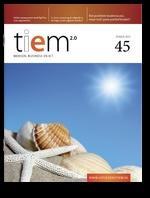 Magazine TIEM is het iPad magazine dat gaat over de mensen, business en ICT. Magazine TIEM belicht de strategie van het informatiemanagement in al zijn facetten. Hiermee wil Magazine TIEM de lezers helpen met het ontwikkelen van een brede visie op de strategische, organisatorische en bedrijfskundige vraagstukken die met de inzet van informatietechnologie samenhangen.