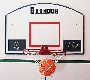 45 best personalized gift ideas images on pinterest baby rooms personalizable basketball hoop negle Choice Image