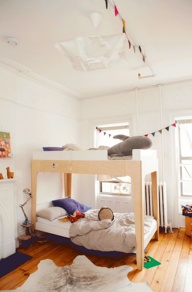 Kids Bunk Beds Small Room Decor
