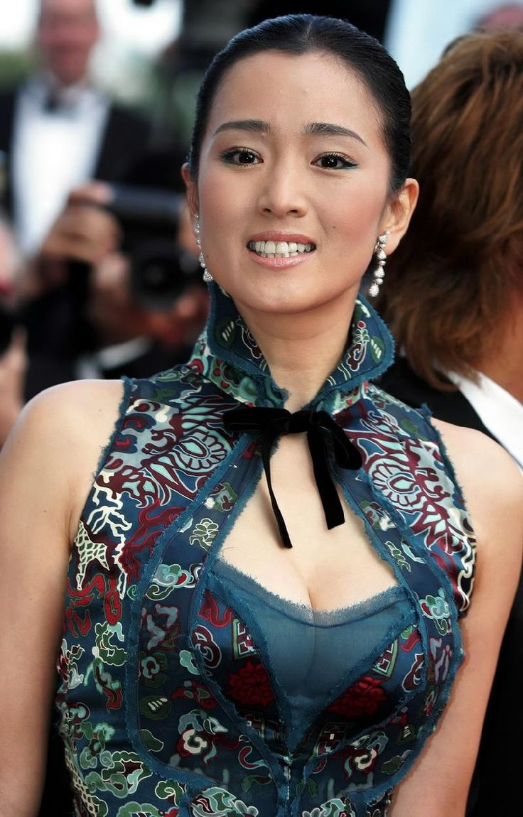 The Vogue, stylish and Sex Gong Li ...  Plushy wet lips...   She starred as Li Yilong in What Women Want (2011)