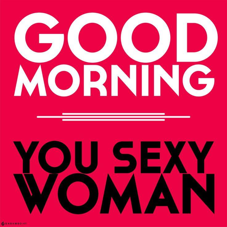 Good Morning Love Hot : Good morning £ i love myself ️ pinterest