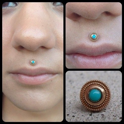 how to put in neometal nose ring