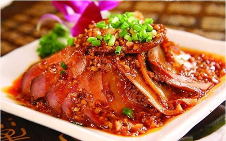 Pork Lungs in Chili Sauce(夫妻肺片)