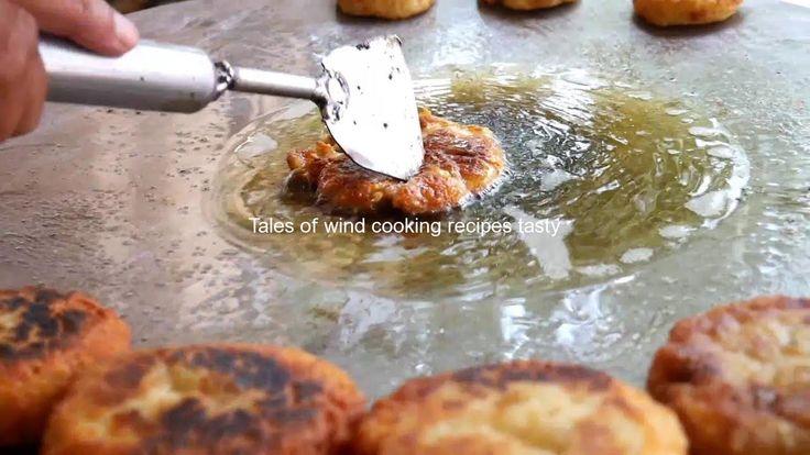 Master Of Aloo Tikki Maker | Best Indian Street Food  StreetFood  www.youtube.co…