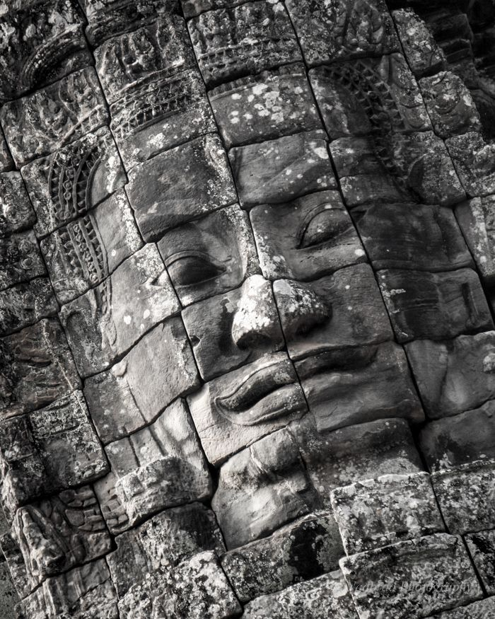 Angkorian Faces by Nadbrad Photography at www.nadbrad.com
