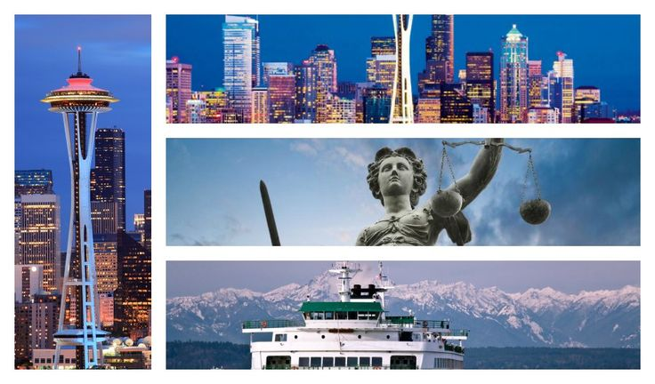 Located in the rainy Pacific northwest, we bring sunshine on the law through our posts on all things law related.