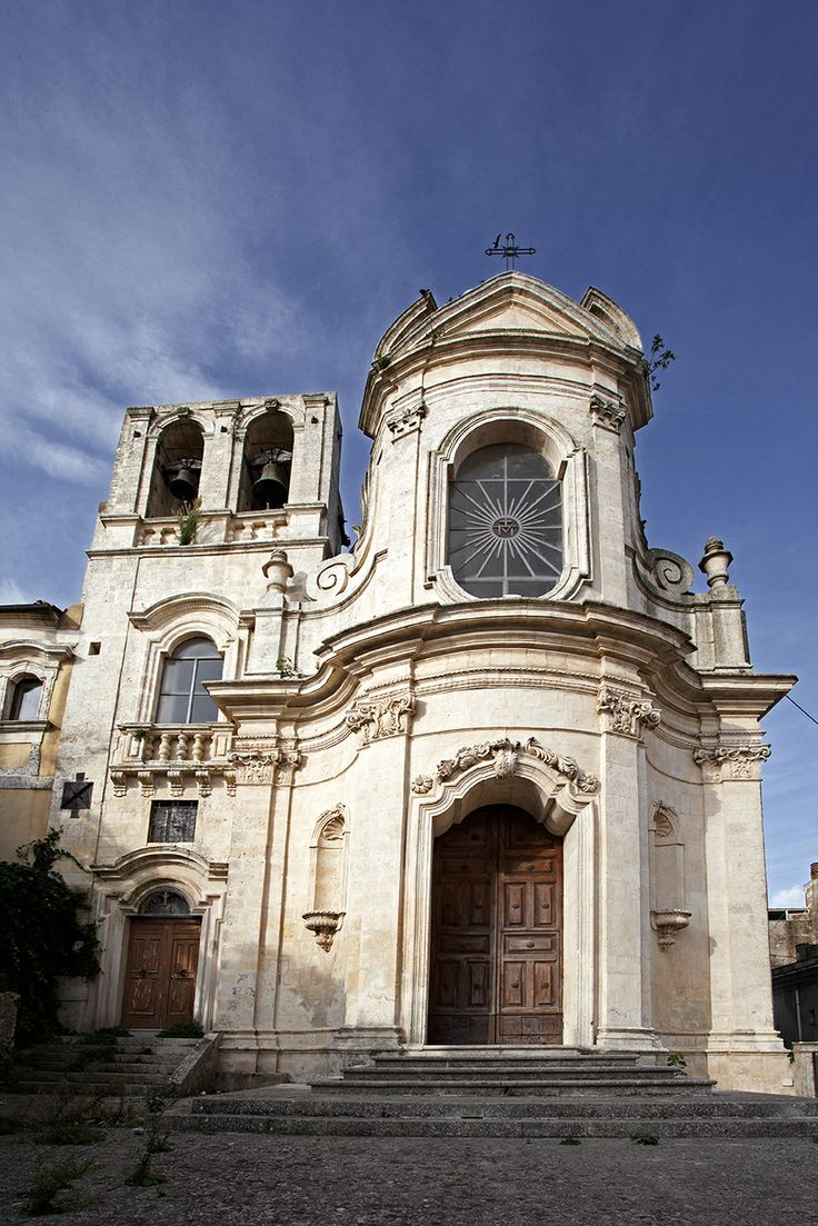 Baroque jewel in the town of Palazzolo Acreide, a land bordered by Noto and Mount Iblei in Sicily.