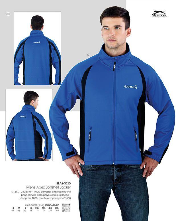 Slazenger Apex Softshell Jacket