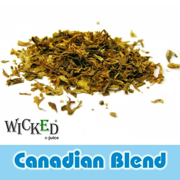 """Canadian Blend: A full day vaping flavor. Get 10% off your first order across all products when you buy online at http://www.healthiersmoker.ie please use discount code: """"pinterest"""" at the checkout!"""