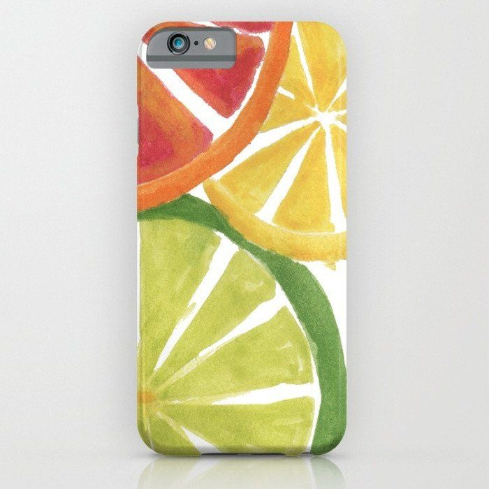 Citrus 5 iphone case, smartphone