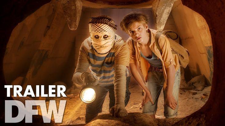 Dummie de Mummie en de Tombe van Achnetoet trailer | 4 oktober in de bioscoop - YouTube