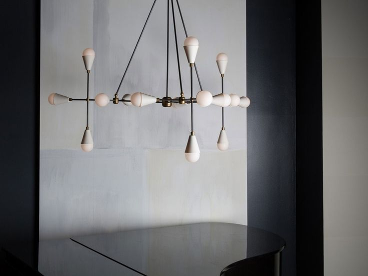 exquisite lighting. exquisite lighting by apparatus studio in new york