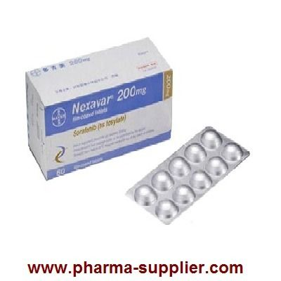 Nexavar (Sorafenib 200mg Tablets) - Classified Ad | pharma supplier | Scoop.it