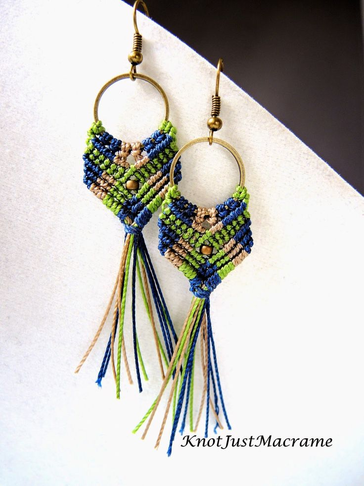 A New Micro Macrame Tutorial: Some Assembly Required