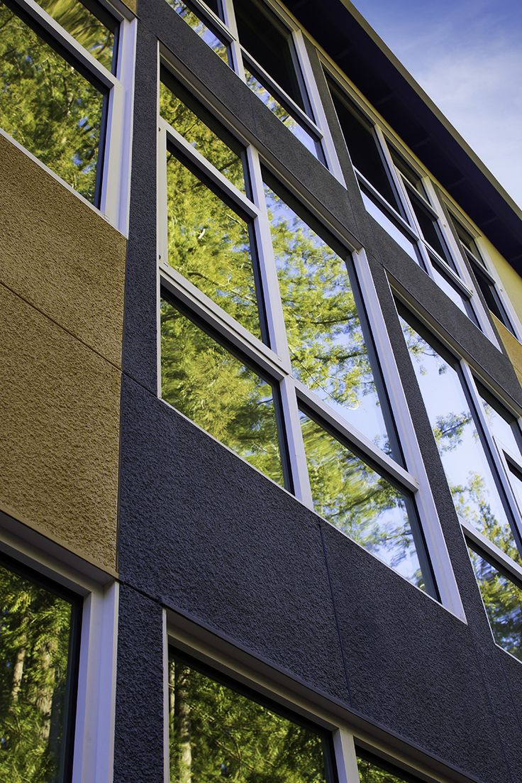 UC Santa Cruz Student Housing (Stevenson & Kresge) Remodel featuring All Weather Series 6000 Windows.  Project Architect: Pyatok, Project Builder: Blach Construction, Photographer: Chip Allen