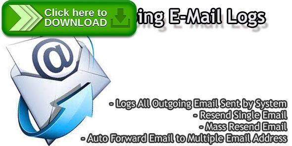 [ThemeForest]Free nulled download Outgoing Email Logs from http://zippyfile.download/f.php?id=50368 Tags: ecommerce, email, logs, magento