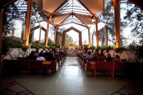 "Palos Verdes ""Glass Church"" Wedding"