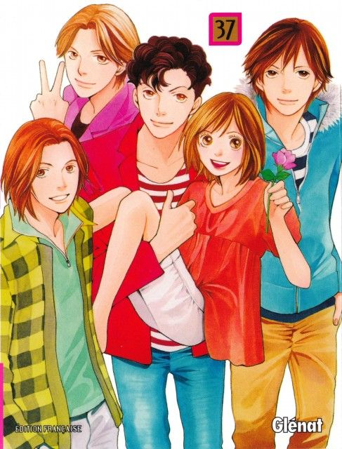 Hana Yori Dango!!! been reading the book its really good!!!