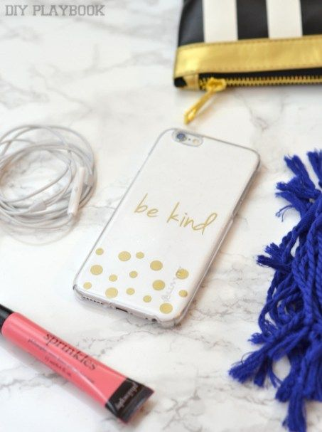 Looking to personalize your iPhone? Here's our tutorial for DIY customized phone covers.
