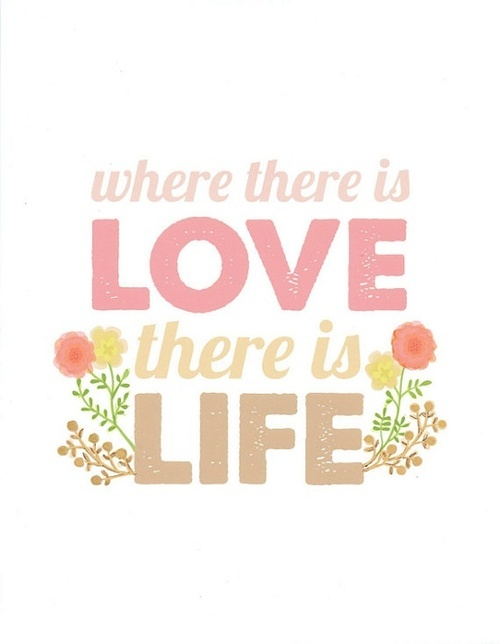 be loving.