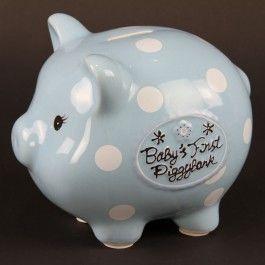 Baby's First Piggybank!