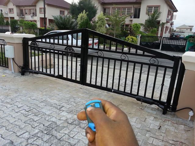 MUST READ! CRIMINALS CAN OPEN YOUR ELECTRIC GATE