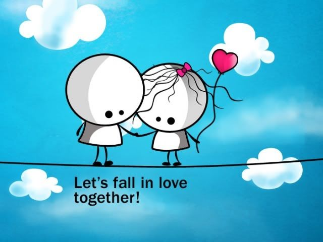 Fall madly in love...(Check)