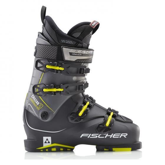 Bottes de ski alpin Fischer Cruzar 10 Vacuum CF pour hommes