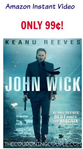*HOT* Get JOHN WICK on Amazon Instant Video for only $0.99! Watch on your TV, computer, tablet and more. Cheaper than going to Redbox!   Click the link below to get all of the details ► http://www.thecouponingcouple.com/john-wick-on-amazon-instant-video-only-0-99/  #Coupons #Couponing #CouponCommunity  Visit us at http://www.thecouponingcouple.com for more great posts!