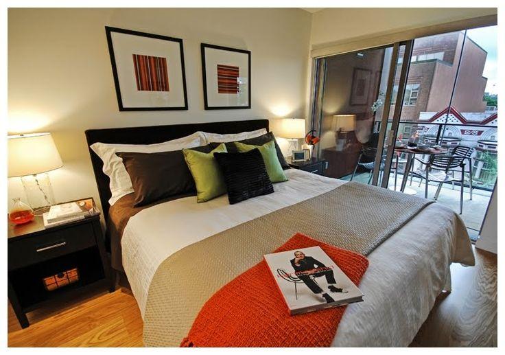 Decoracion Habitaciones Peque?as ~ Habitaciones, Fourth, Interior, Dormitorio Matrimonial, Habitaciones