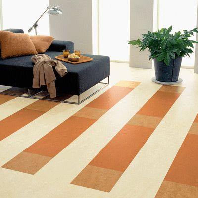 Elegant Basement Rubber Floor