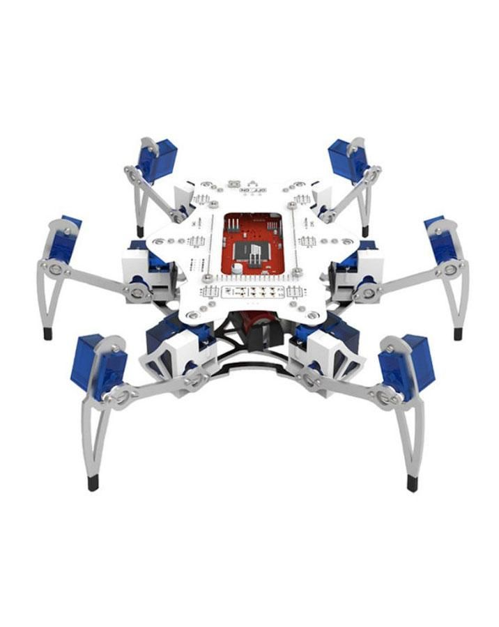 STEMI is a hexapod robot that'll teach kids (and adults) how to code