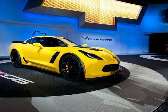 First Look: 2015 Chevrolet Corvette Z06 World-Class Sports Car and Chevy's Newest Track Terro