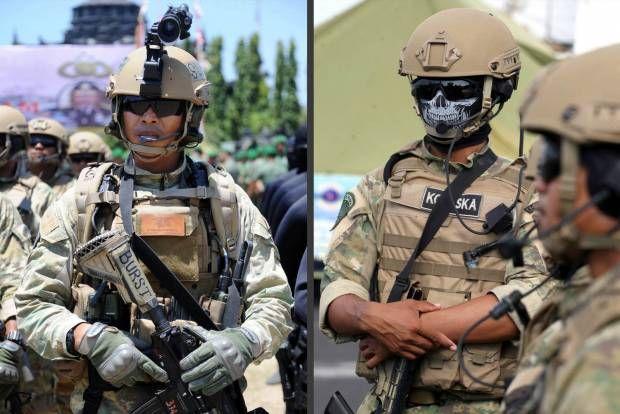 Pasukan Khusus Amankan KTT APEC di Bali