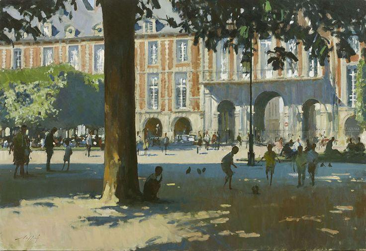 Paul Rafferty | (03) Place Des Vosges