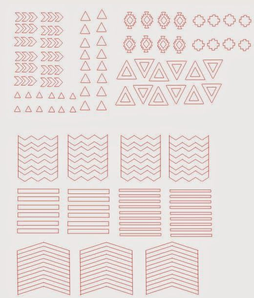 Best  Silhouette Nails Ideas On Pinterest Tropical Nail Art - How to make vinyl nail decals with cricut