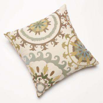 Del+Mar+Suzani+Decorative+Pillow. Kohls. Family Room Redo Pinterest Del Mar, Mars and Kohls