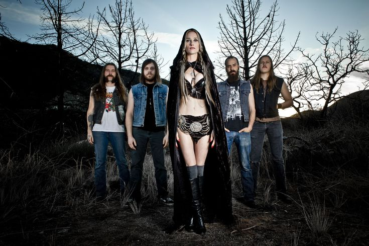 Huntress-Band