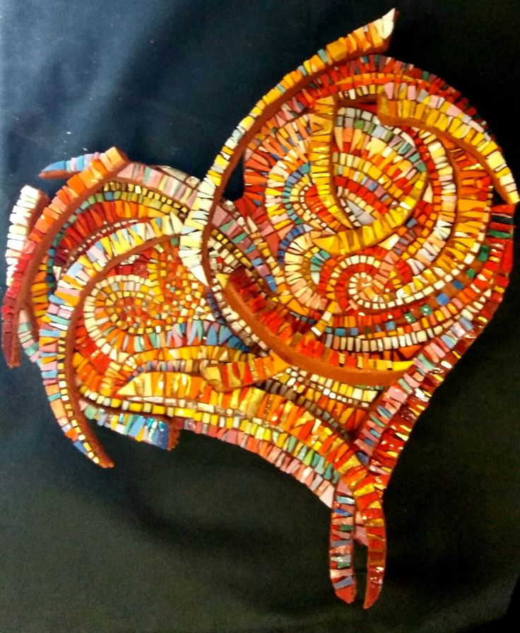 ONLY FOR YOU  ..CUORE  #mosaicodinamico #mosaic_menossi