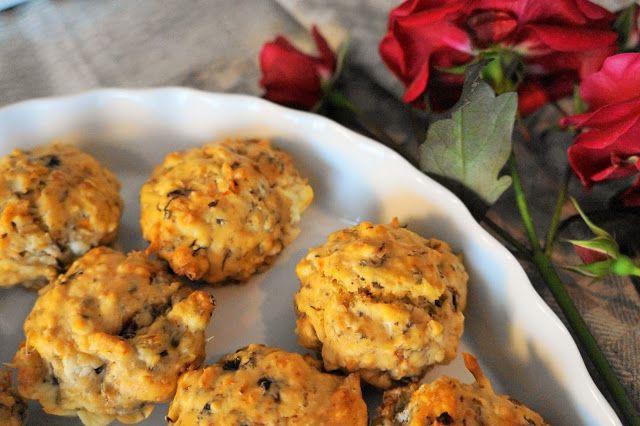 Suolaiset muffinit, Suolaisen muffinin ohje, Helppo suolainen muffini