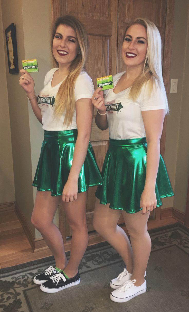 Doublemint twins Halloween costume