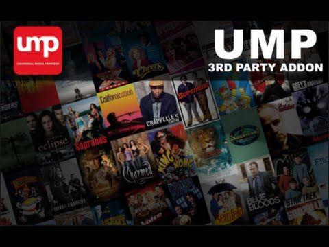 KODI - UMP (Universal Media Provider) - Mar 2016 update - install and re...