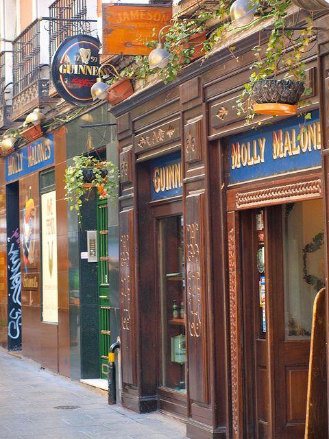 Molly Malone's, Dublin, Ireland