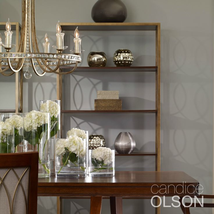 The Aristocrat Lighting Collection By Candice Olson Is Finished In A Hand Lied Mottled Soft